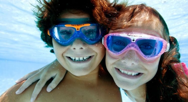 svømmebriller børn