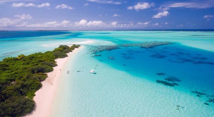 Eksotisk strand